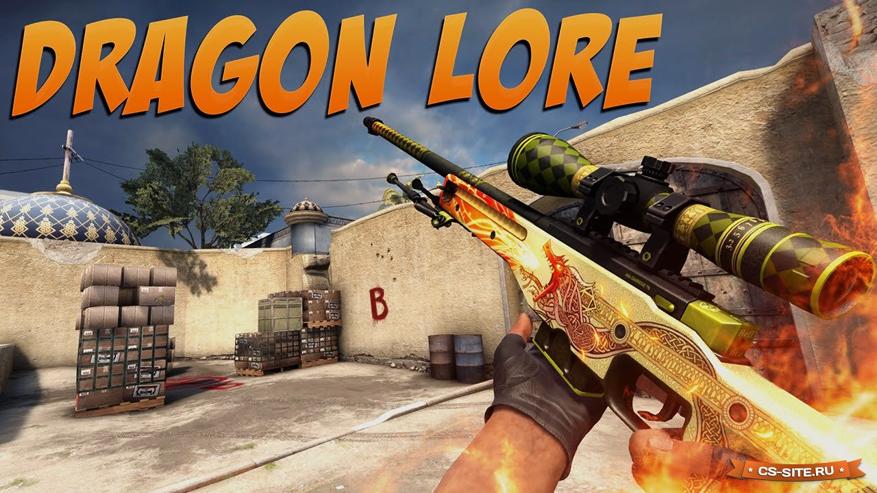 Cs go awp dragon lore mod skin game перевод